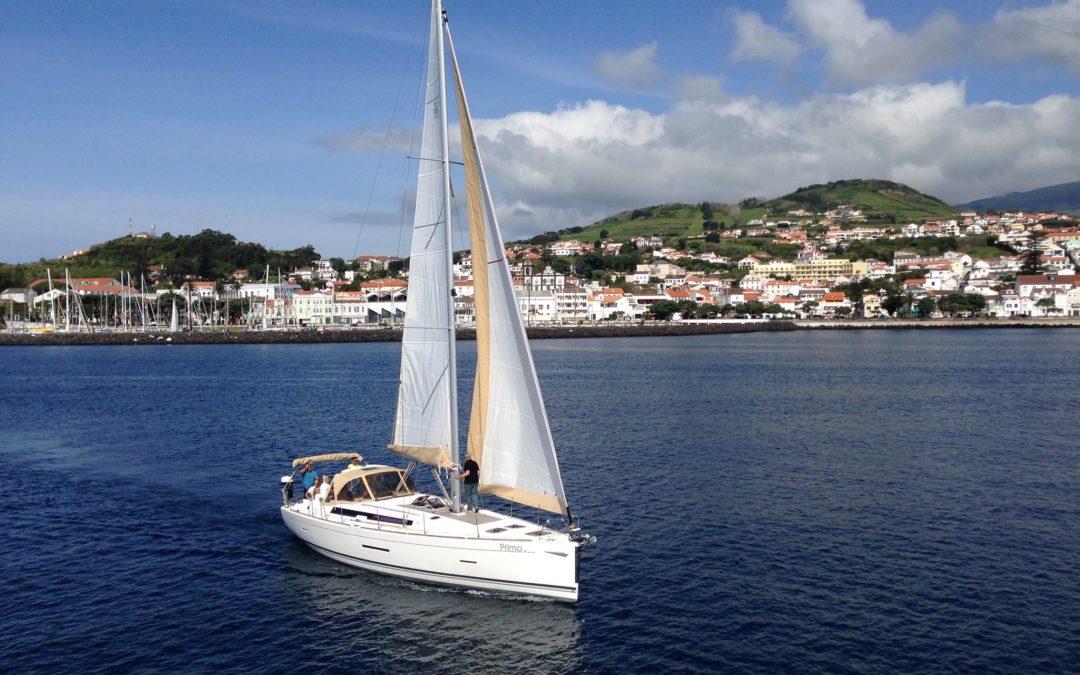 Croisière aux Açores du 3 au 17 juillet 2021
